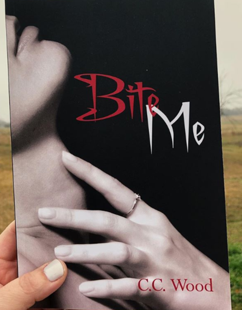 Bite Me by CC Wood - BOOK BONANZA PICKUP ONLY