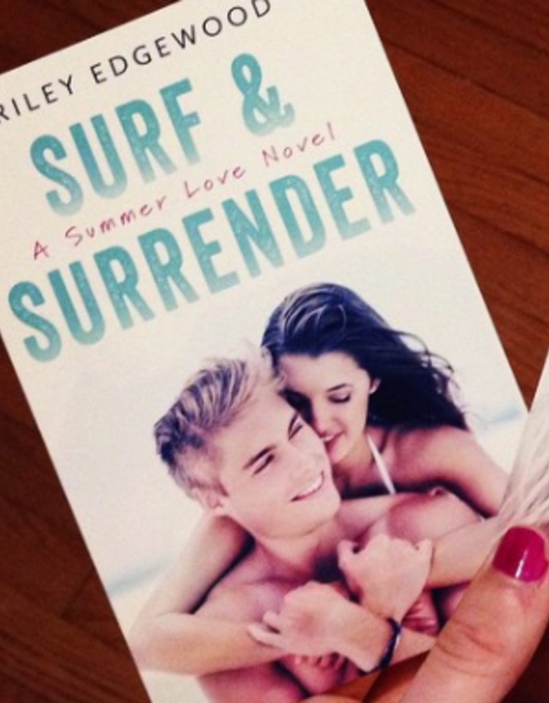 Surf and Surrender by Riley Edgewood