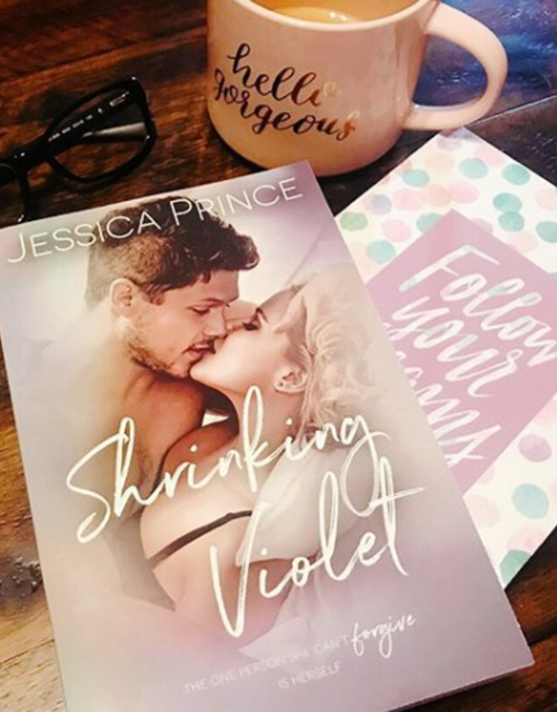 Shrinking Violet by Jessica Prince