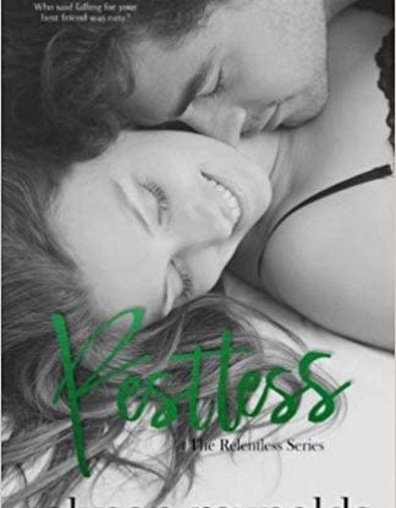 Restless Book 2 by Alyson Reynolds