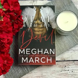 Deal with the Devil, #1 by Meghan March