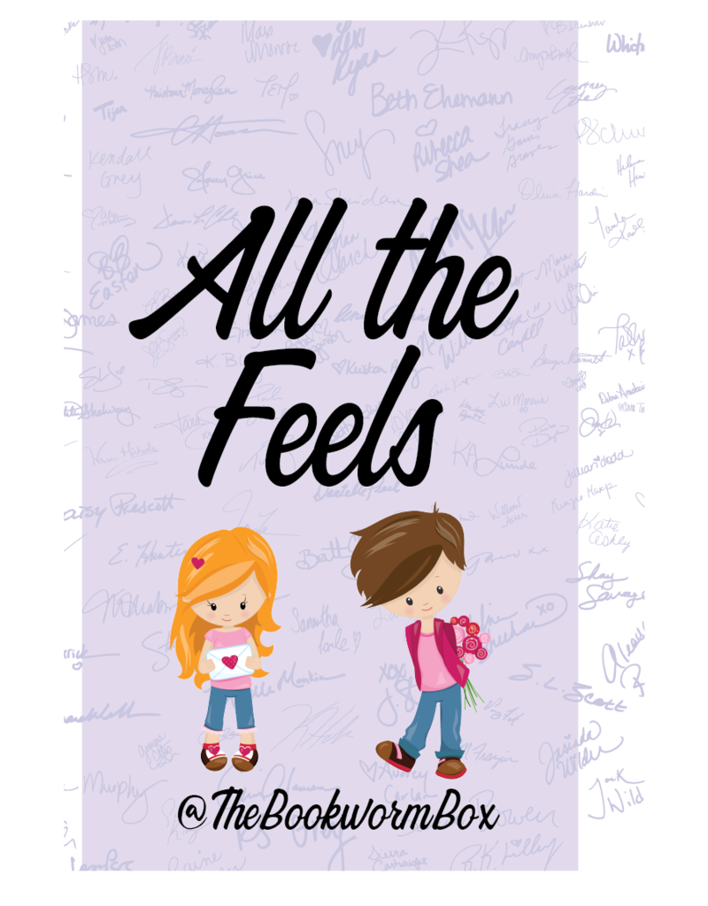 All the Feels Grab Bag - Book Bonanza PICKUP ONLY