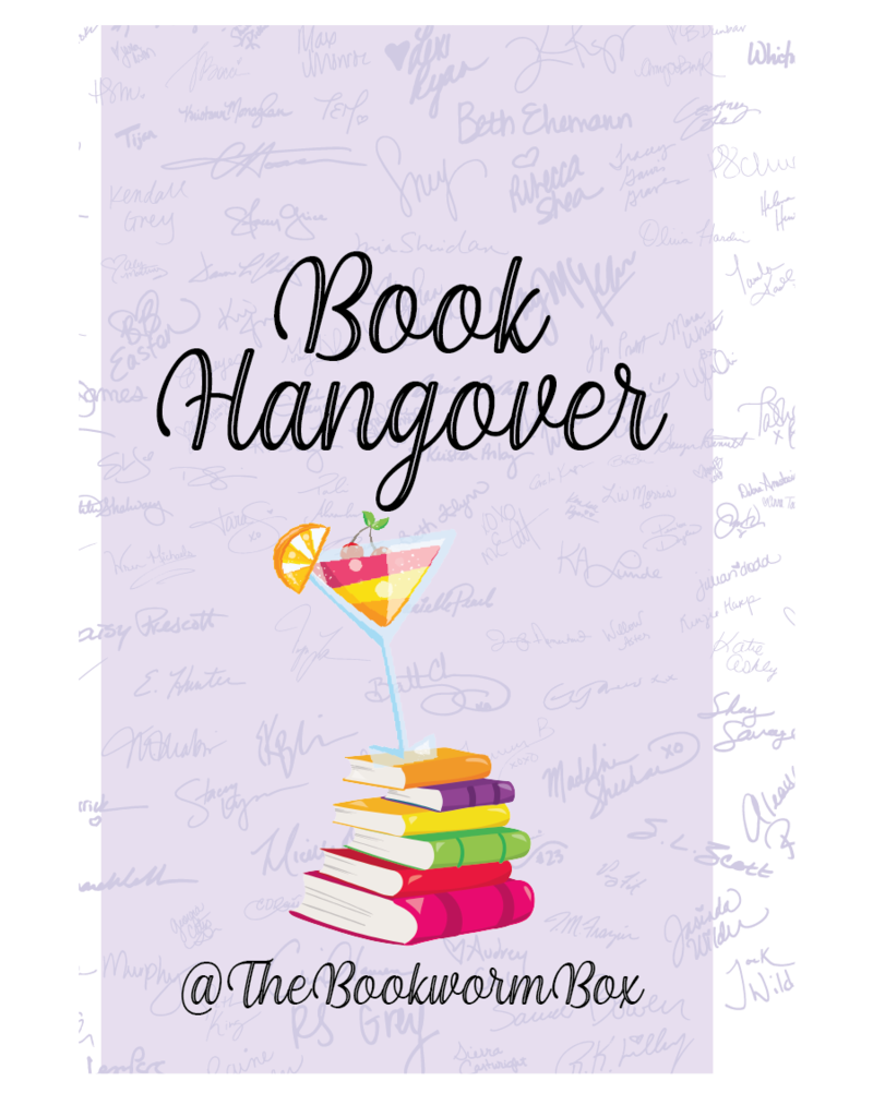 Book Hangover Grab Bag - Book Bonanza PICKUP ONLY