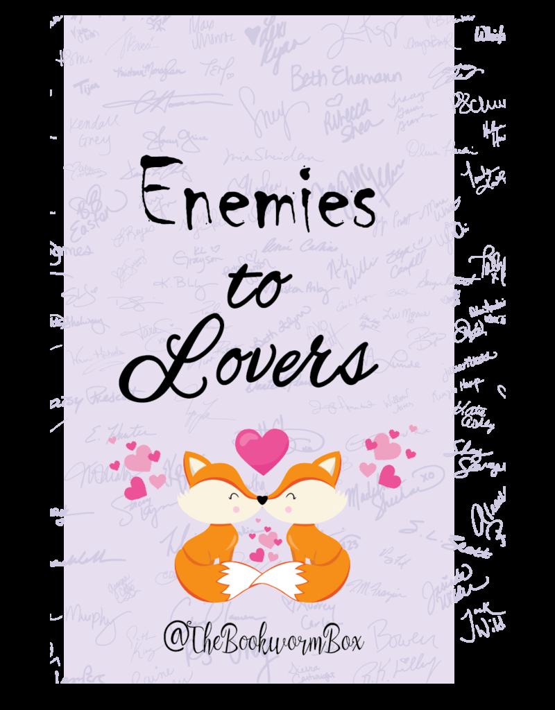 Enemies to Lovers Grab Bag - Book Bonanza PICKUP ONLY