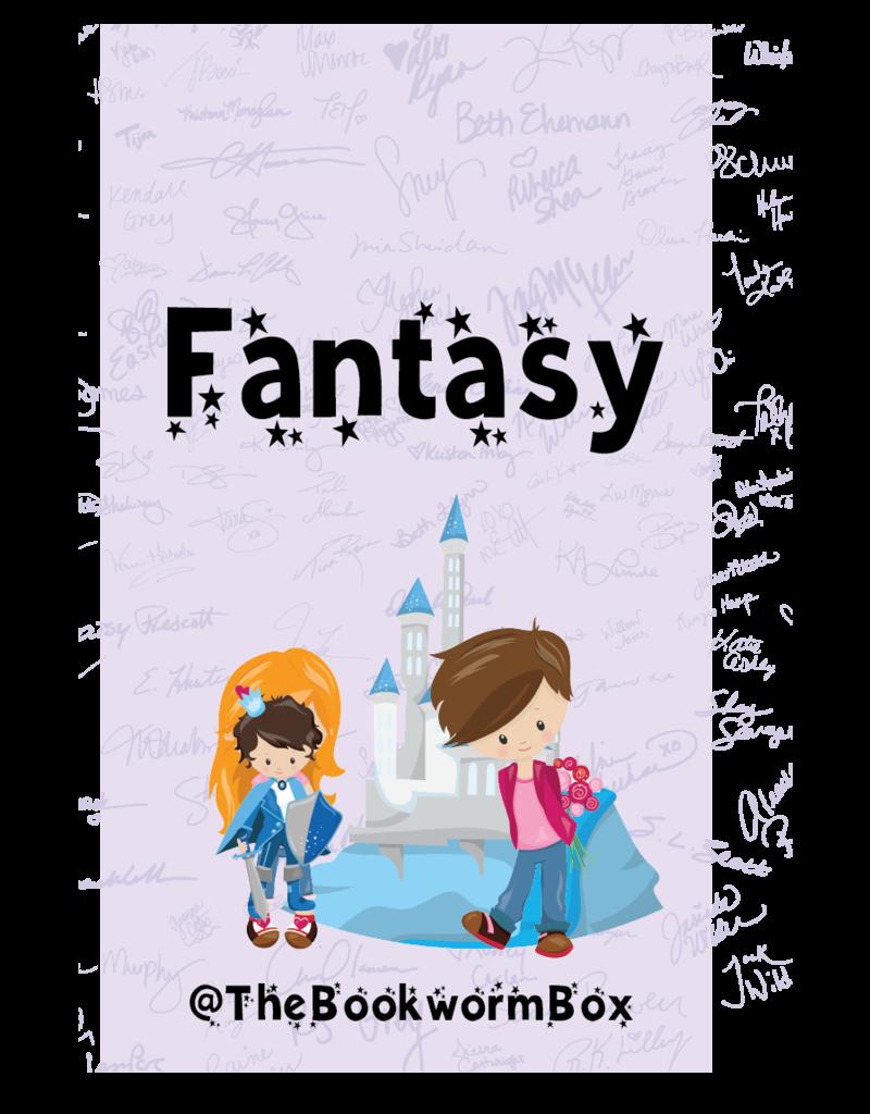 Fantasy Grab Bag - Book Bonanza PICKUP ONLY