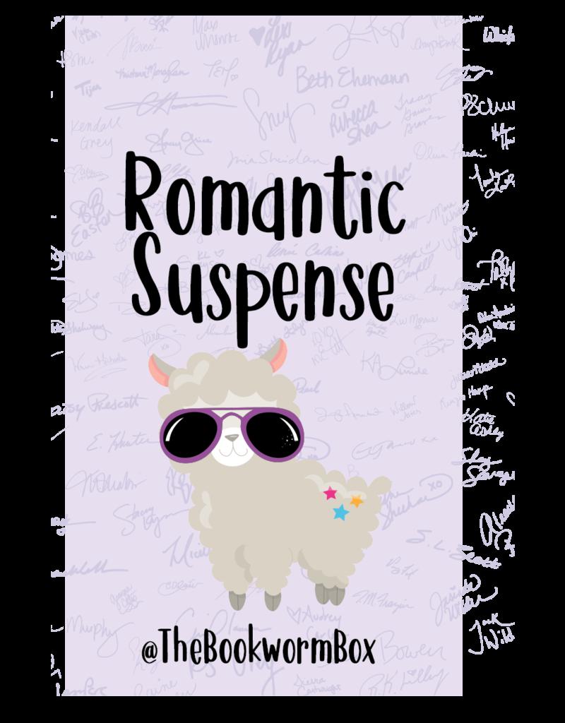 Romantic Suspense Grab Bag - Book Bonanza PICKUP ONLY
