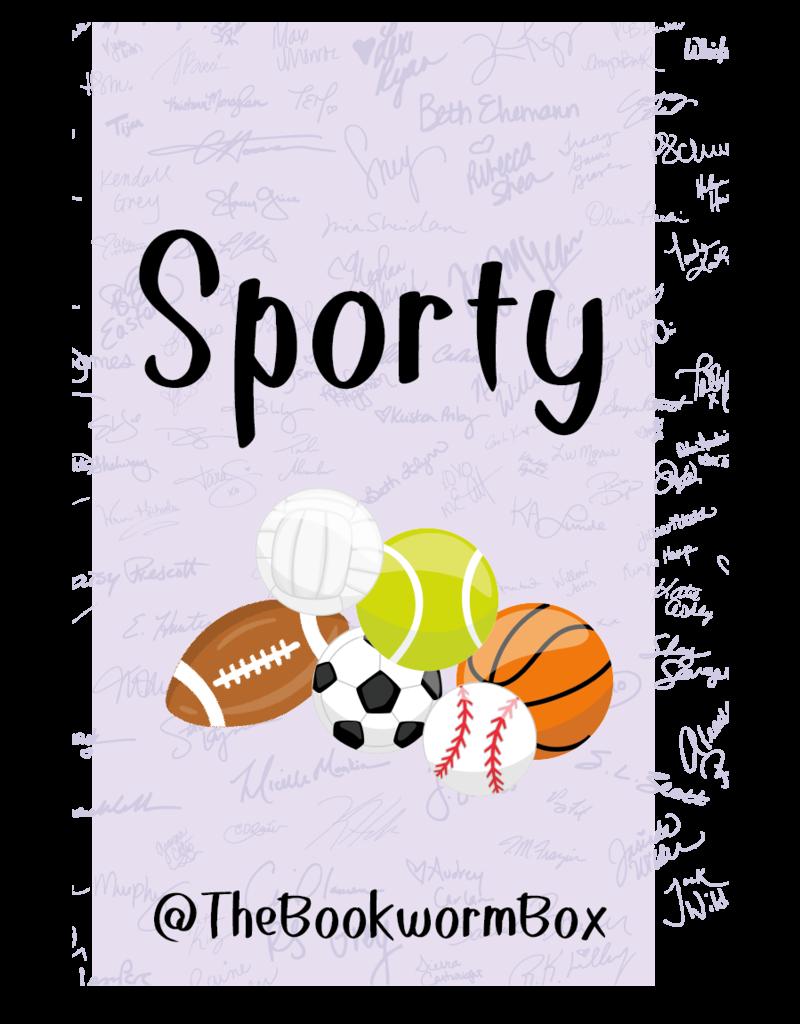 Sporty Grab Bag - Book Bonanza PICKUP ONLY