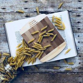 Bookworm Box Cutting Board - Book Bonanza PICKUP ONLY