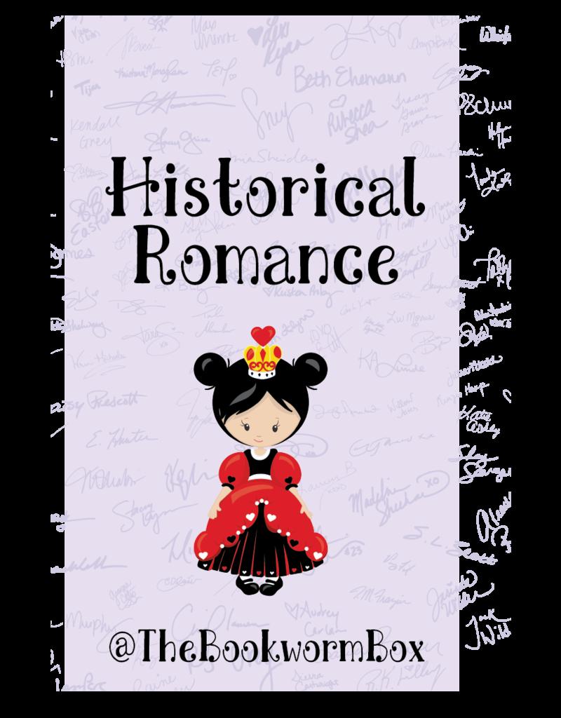 Historical Romance Grab Bag - Book Bonanza PICKUP ONLY
