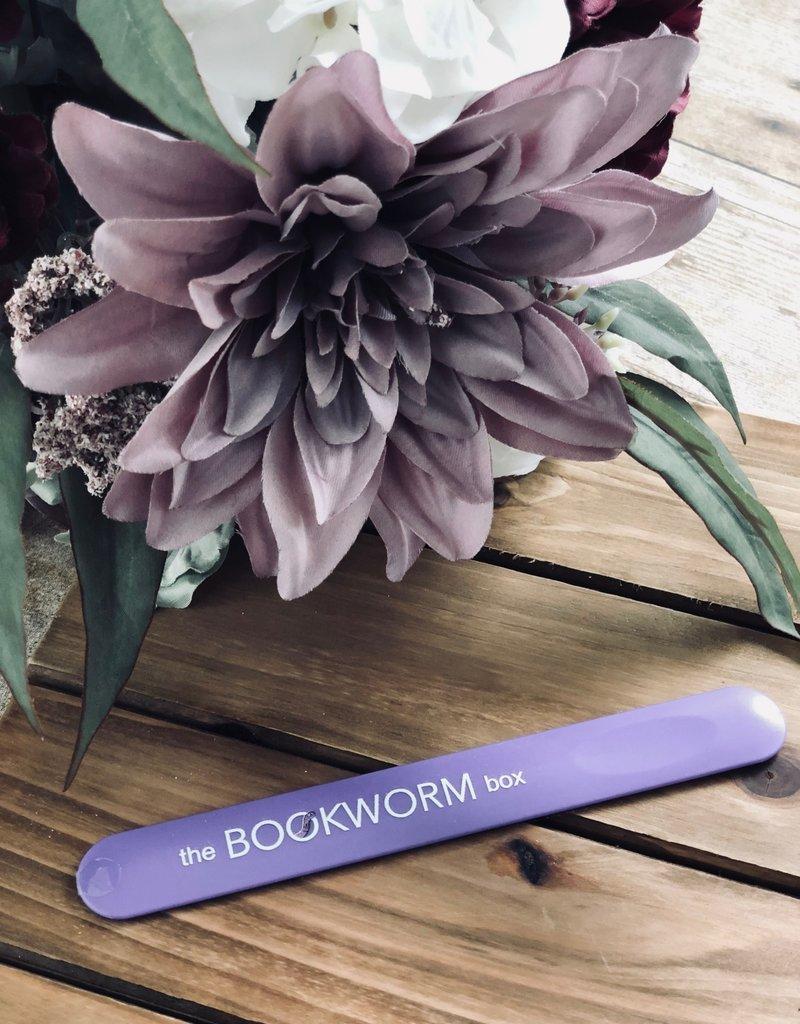 BWB Nail File - Book Bonanza PICKUP ONLY