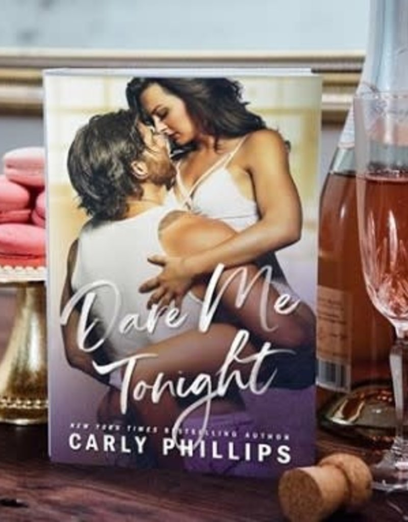 Dare Me Tonight, #4 by Carly Phillips