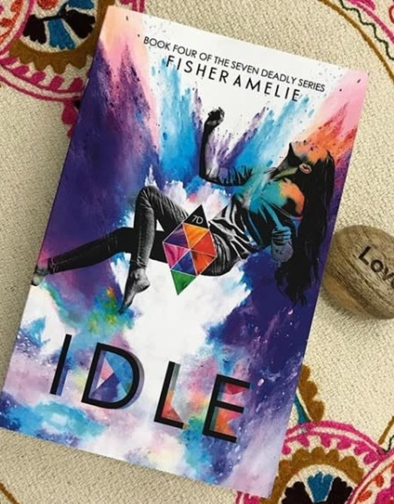 Idle, #4 by Fisher Amelie