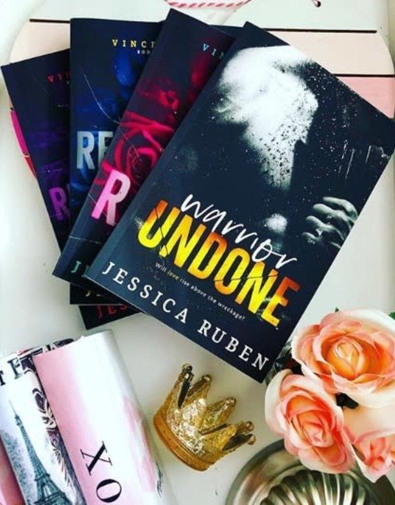 Warrior Undone by Jessica Ruben