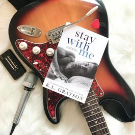 Stay With Me by KL Grayson