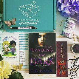 Evading the Dark by EM Rinaldi