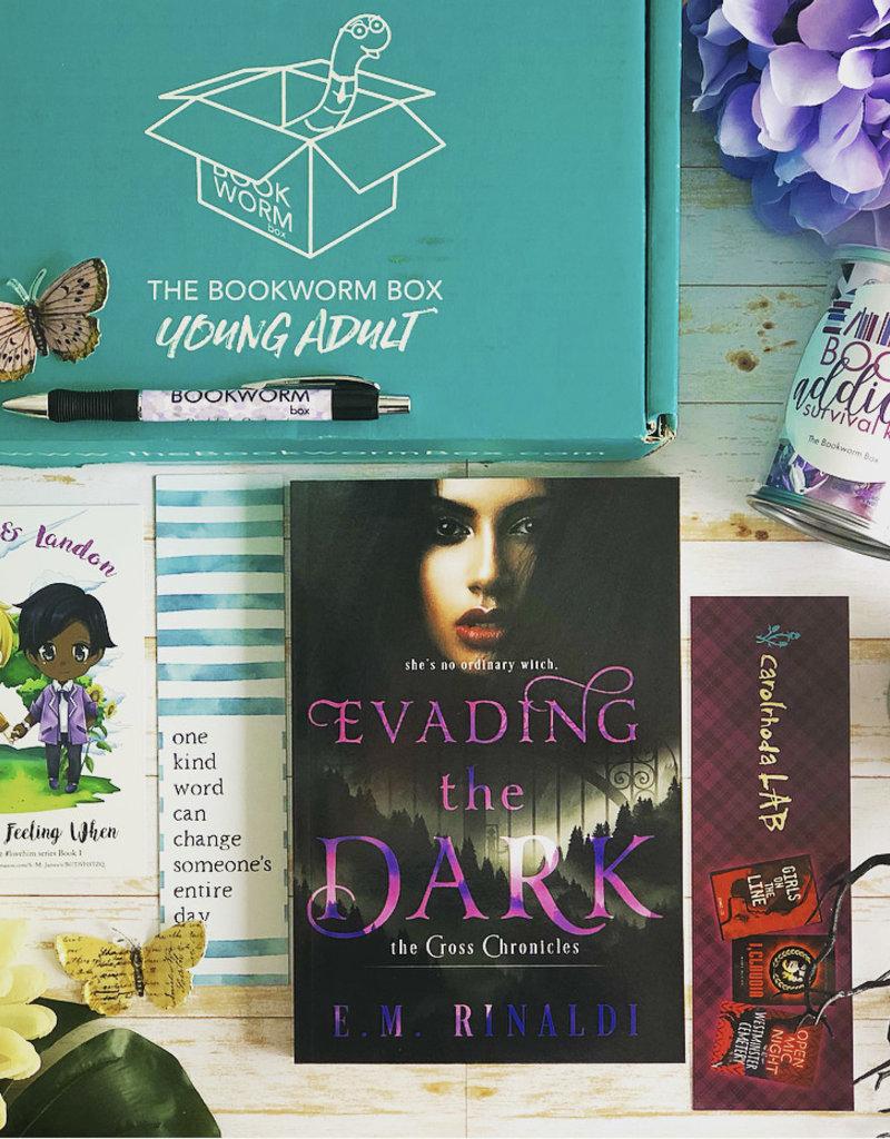 Evading the Dark by EM Rinaldi
