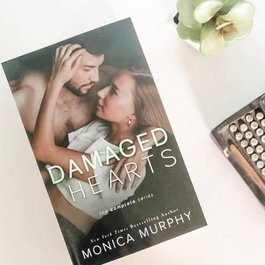 Damaged Hearts, The Complete Series by Monica Murphy