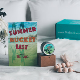 Summer Bucket List by TK Rapp