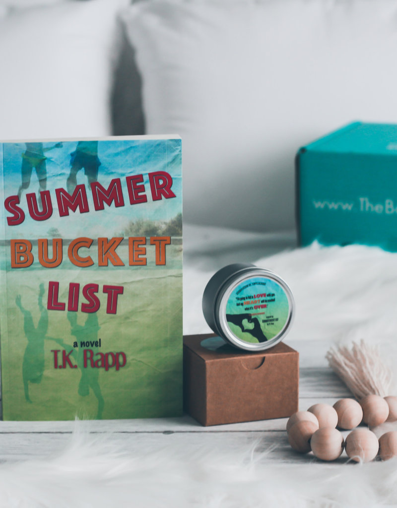 Summer Bucket List by TK Rapp