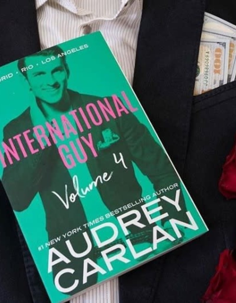 International Guy Vol 4 by Audrey Carlan