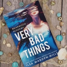 Very Bad Things by Ilsa Madden Mills