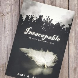Inescapable by Amy A Bartol