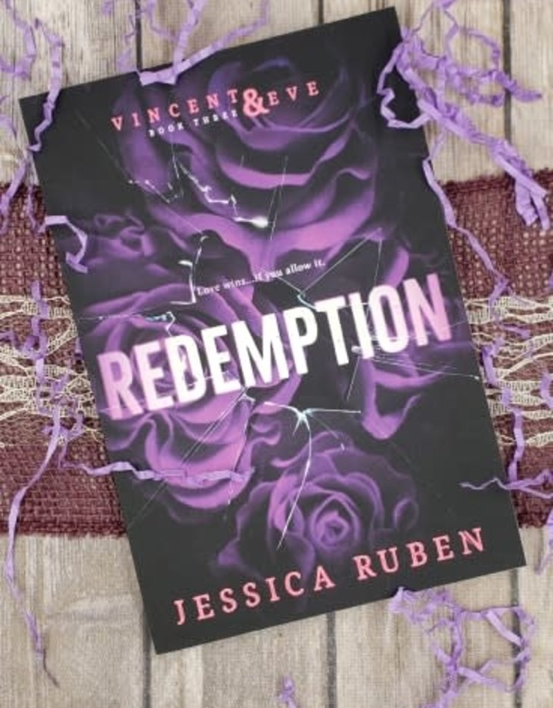 Redemption, #3 by Jessica Ruben