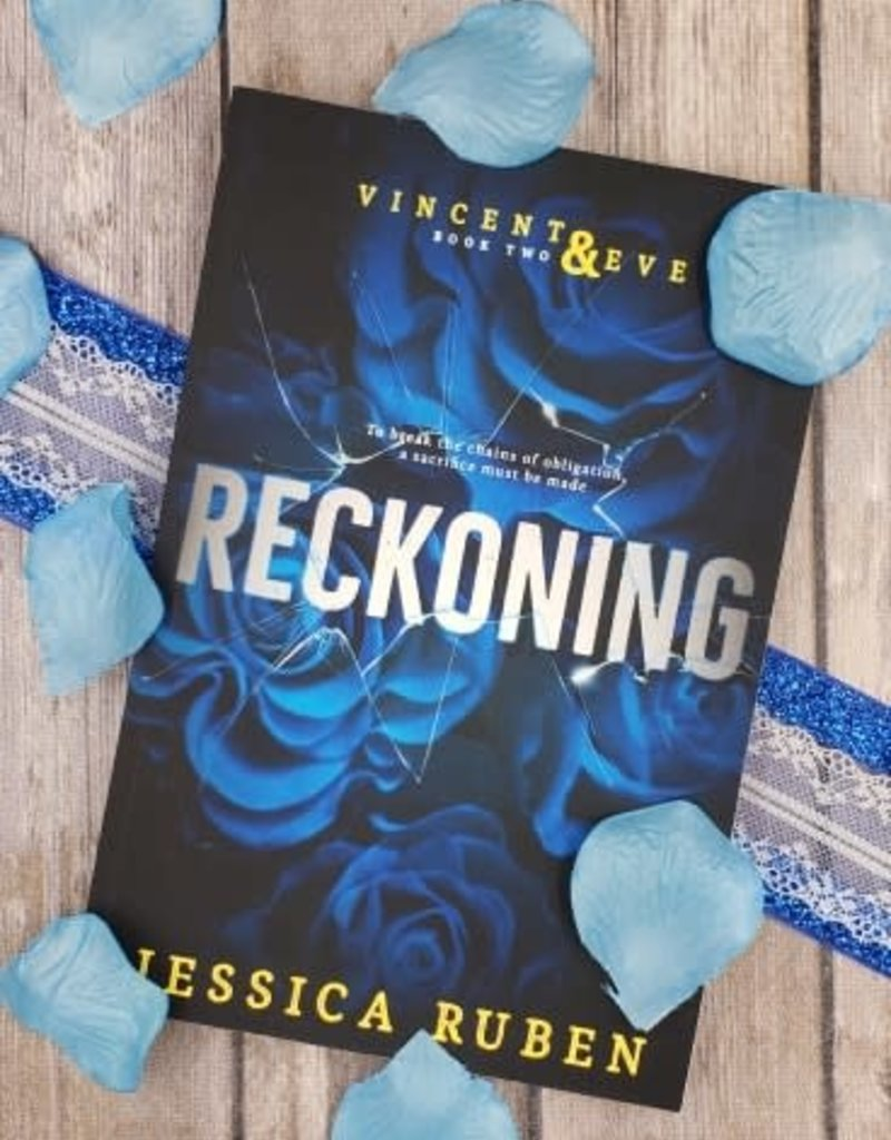 Reckoning, #2 by Jessica Ruben
