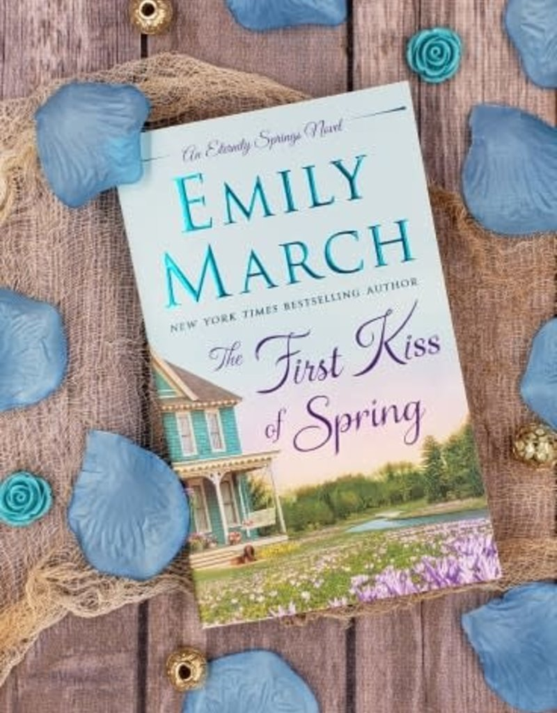 The First Kiss of Spring, #14 by Emily March - Mass Market