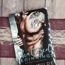 Shattered Beginnings, #1 by Lilly Wilde