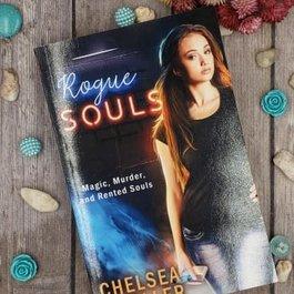 Rogue Souls, #2 by Chelsea Mueller