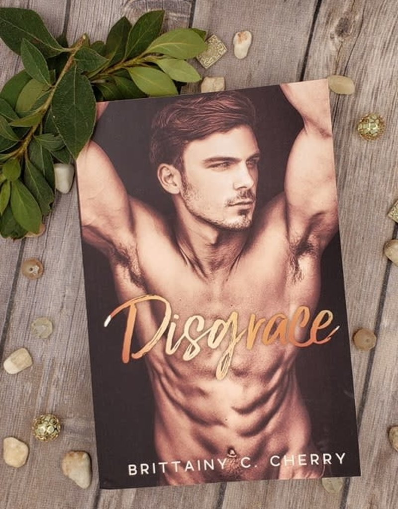 Disgrace, #2 by Brittainy Cherry