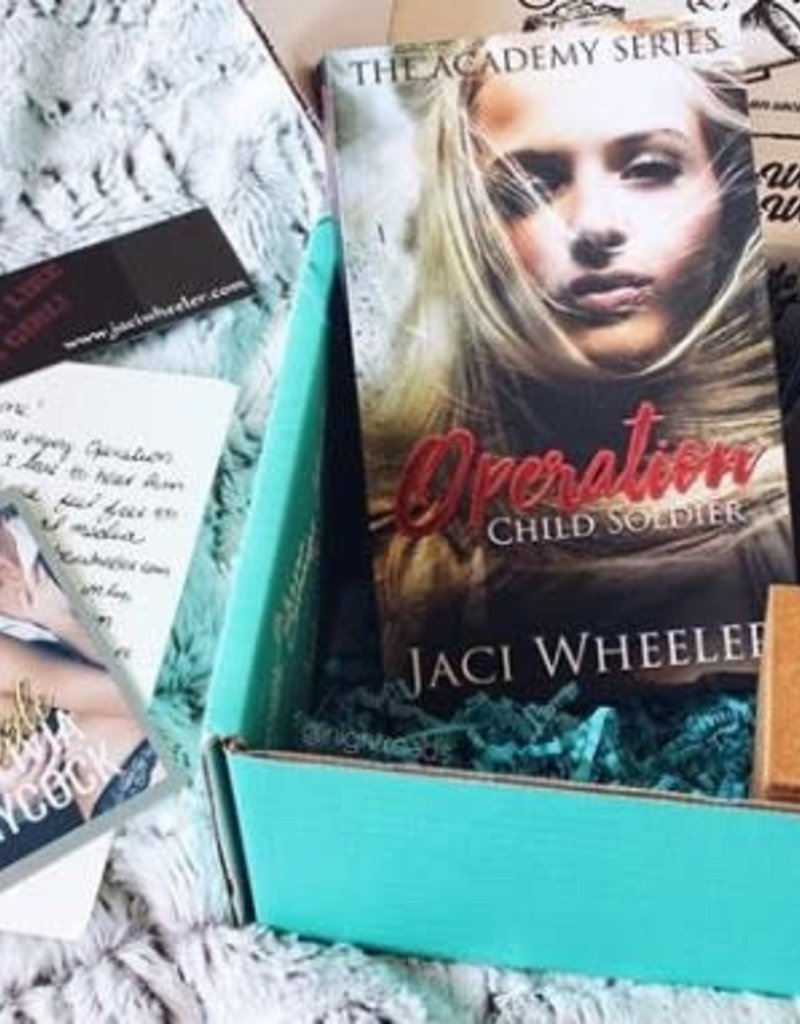 Operation Child Soldier, #1 by Jaci Wheeler