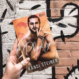Pledge Book 3 by Kandi Steiner