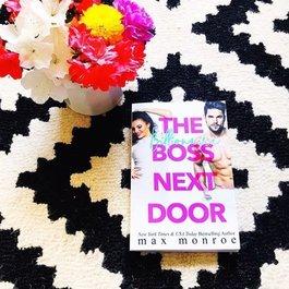 The Billionaire Boss Next Door by Max Monroe