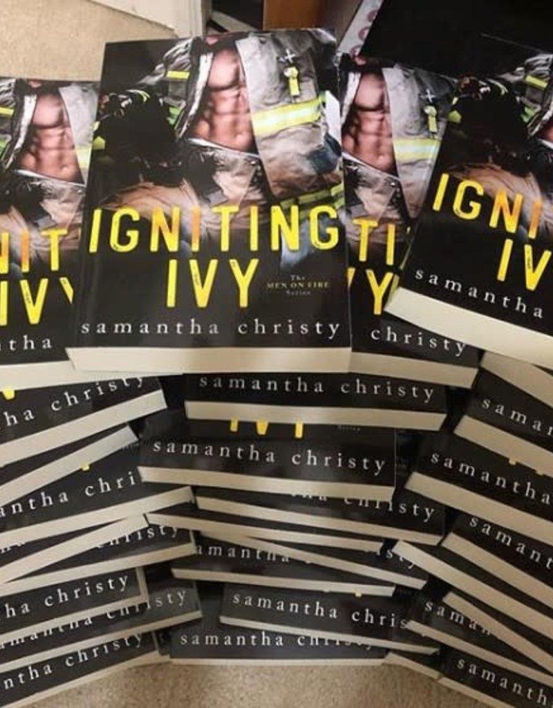 Igniting Ivy by Samantha Christy