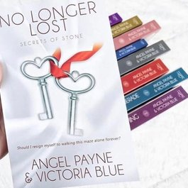 No Longer Lost by Angel Payne & Victoria Blue