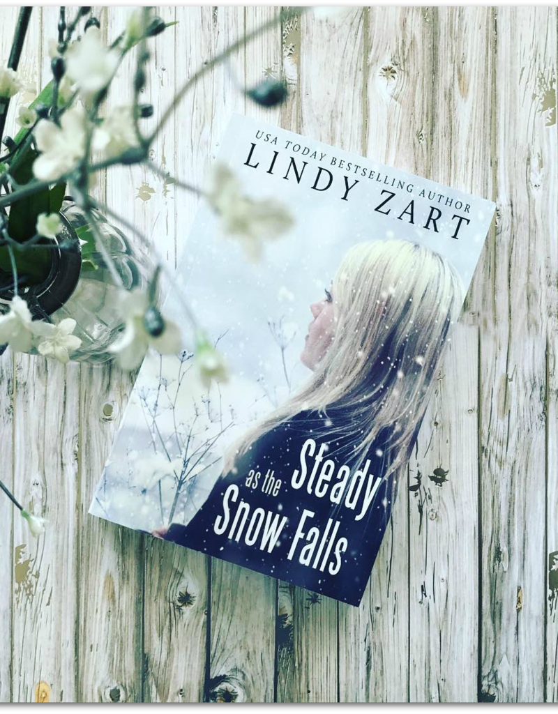 Steady As the Snow Falls by Lindy Zart