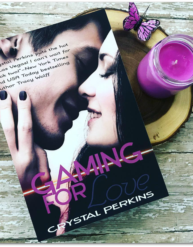 Gaming For Love, #1 by Crystal Perkins