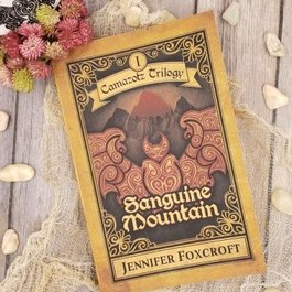 Sanguine Mountain, #1 by Jennifer Foxcroft