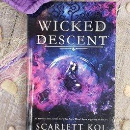 Wicked Descent by Scarlett Kol