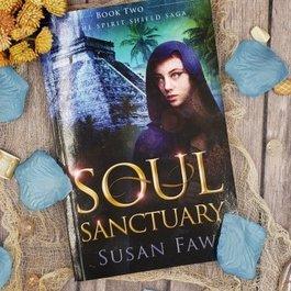 Soul Sanctuary, #2 (Hardback) by Susan Faw (Bookplate)
