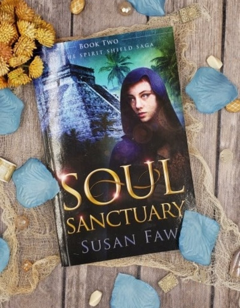 Soul Sanctuary, #2 (Hardback) by Susan Faw (Bookplate)