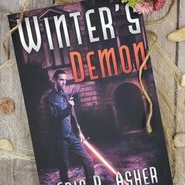 Winter's Demon Book 3 by Eric Asher