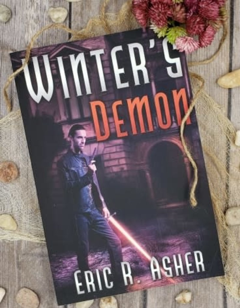 Winter's Demon, #3 by Eric Asher
