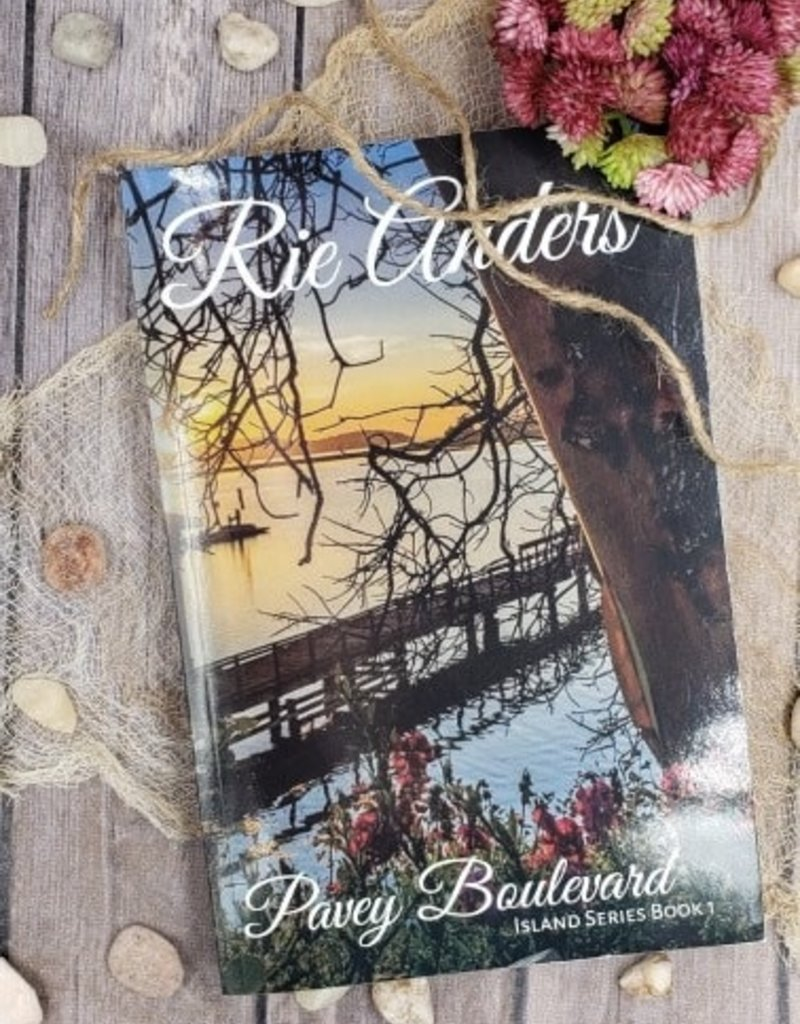 Pavey Boulevard Book 1 by Rie Anders