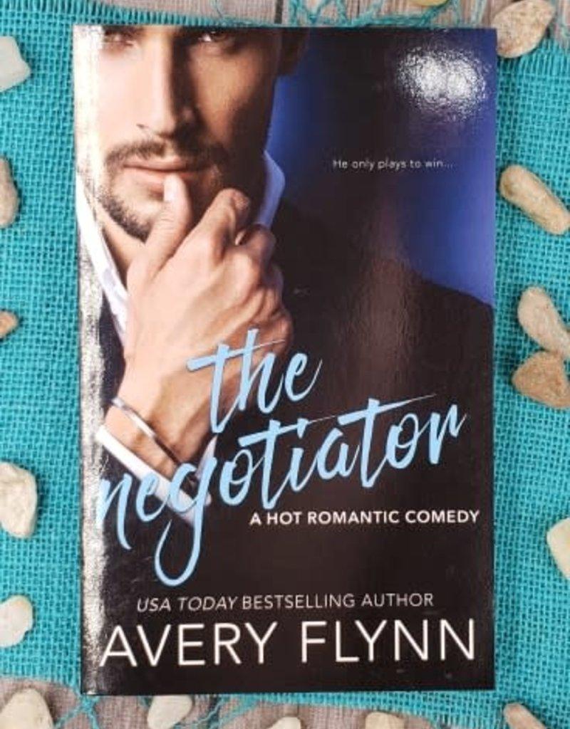 The Negotiator by Avery Flynn