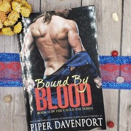 Bound By Blood, #1 by Piper Davenport