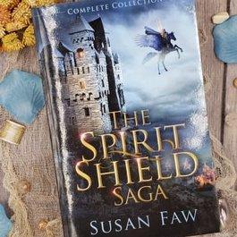 The Spirit Shield Saga by Susan Faw (Bookplate)