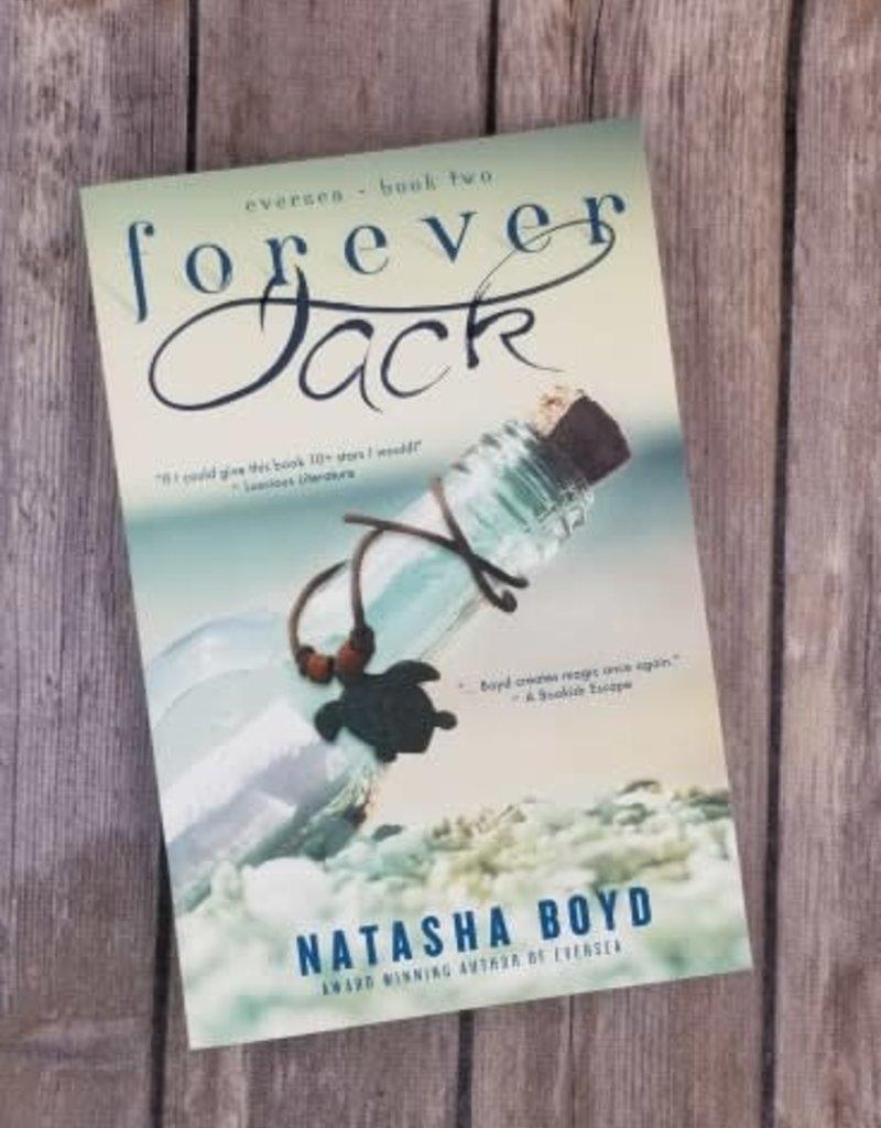 Forever Jack, book 2 by Natasha Boyd